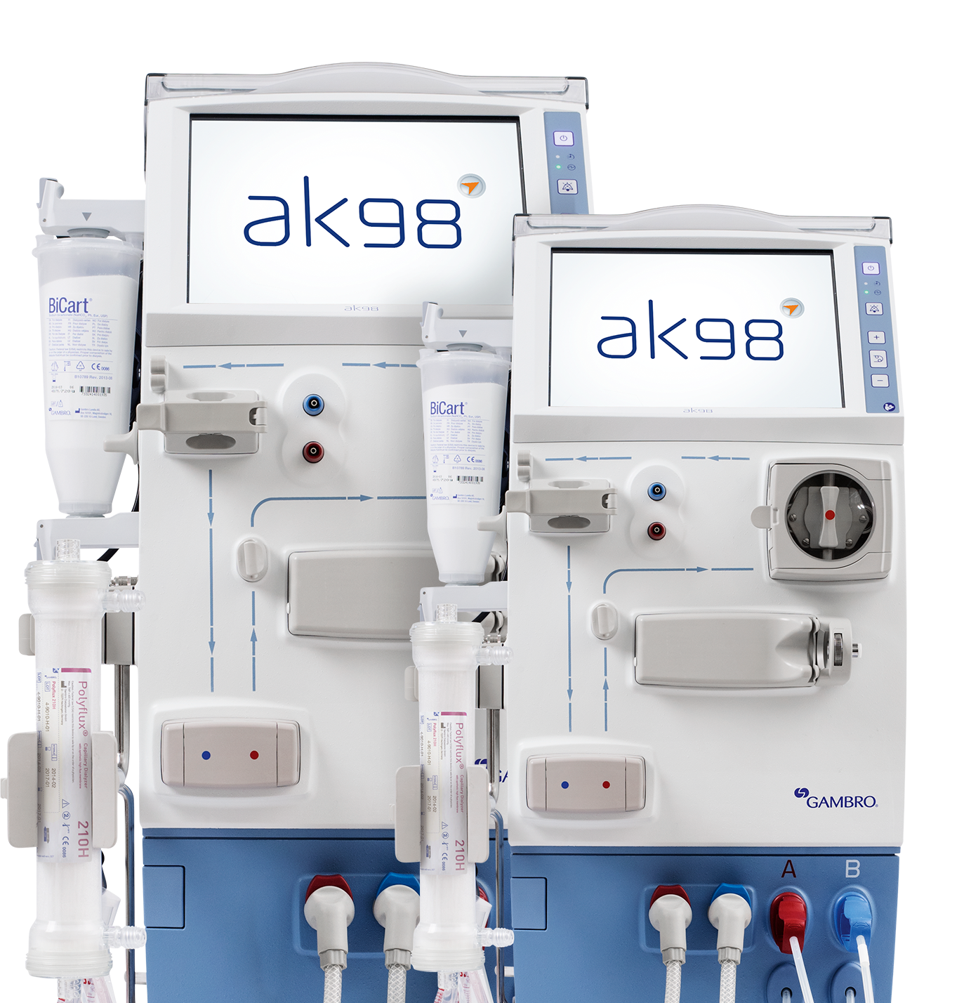 AK98, dialysis machine, hemodialysis, HDx, Theranova,